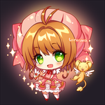 Card Captor Sakura by Tonowa