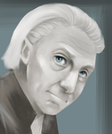 1st Doctor by Hokutochan15