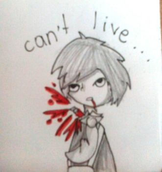 Can't live by Vinsent31