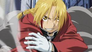 Edward Elric by ICECONNOR