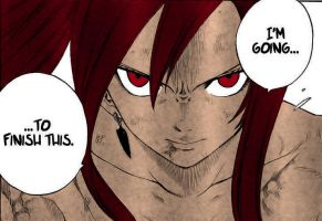 Erza by ExSoldier-Of-Death