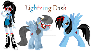 Lightning Dash, maybe permanent by xXMurder-DashXx