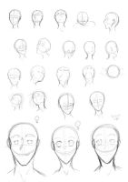 Head Angles by 1TomBoy