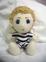 BBC John Chibi Plushie by alice-day