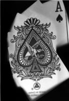 ace of spades by ChrisCPetch