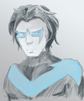 Nightwing by Whisperfound