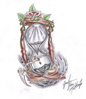 Hourglass by JOVictory