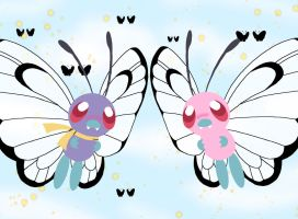 Bye Bye Butterfree! (I has the feels...) Ver. 2 by KimthePancham