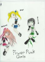 Powerpunk Girls by PowerdBC
