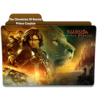 The Chronicles Of Narnia: Prince Caspian by Movie-Folder-Maker