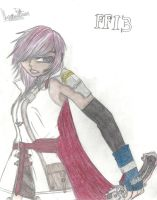 Lightning by MoonLightKitty3