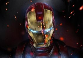 Iron Man by superkokia