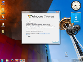 Windows 7 Build 7077 by Jacopo93