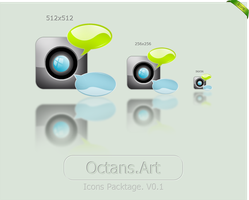 Icones Set V0.1 by MathieuBerenguer