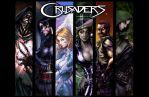 Crusaders The Linup by GhostYurei