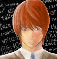 Light Yagami by pantaeba