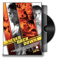 Never Back Down by Natzy8