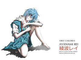 First Children : Ayanami Rei by tuan-hollaback