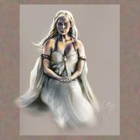 Daenerys of House Targaryen by Balkoth26