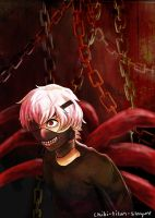 Tokyo Ghoul Poster by SozoArtist