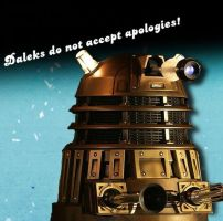 EXTERMINATE. by Earlinde-Enelya