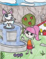 Meeting Serena by Millie-the-Cat7
