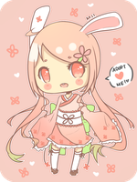 DTA: Spring Bunny [CLOSED | WINNER ANNOUNCED] by mieille
