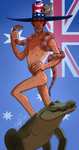 Australia Day by vilssonify