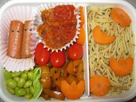 Bento No. 7 by kittyfan228