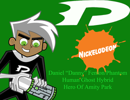 Danny Phantom by PokemonKid16