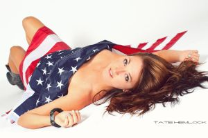 An American Girl 01 by tatehemlock
