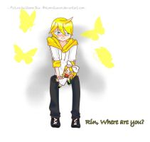 Rin, Where are you? by AntumnIllusion