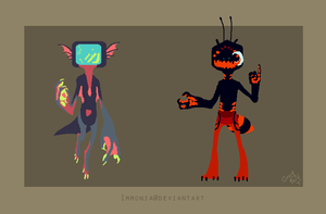 Humanoid Adopts 2 [OPEN] by Immonia