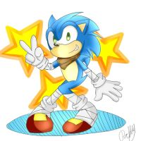 Sonic Boom by PokeSonFanGirl