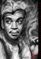 Cantinflas By Benjamin Otero by needtobleed