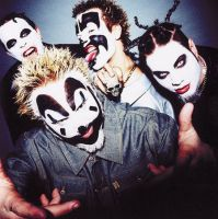 Insane Clown Posse and Twiztid by JuggaloFilth