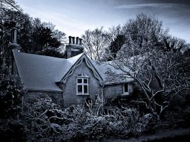 little witches house by Photo-Joker
