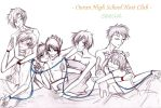 Ouran Special .Nude Session. by Raffi-kins