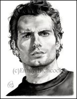 Henry Cavill by EmilyHitchcock