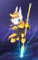 Dragoon by Equestria-Prevails