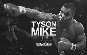 MIKE TYSON #GREATNESS by RafaelVicenteDesigns