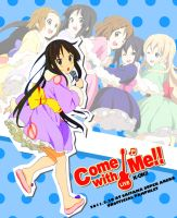 Come with Me Live Concert by sakuramidori