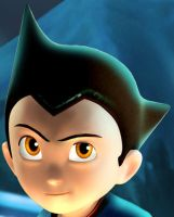 Evil Astro Boy by Dragara