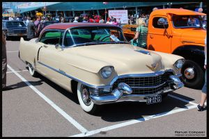 1956 Cadillac Hardop Coupe by compaan-art