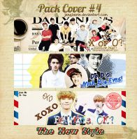 [Cover Pack] #4 - A new Style by jangkarin
