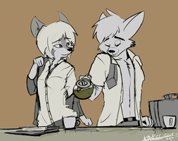 The Best Part of Waking Up by kerol