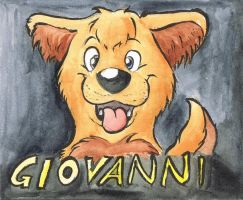 Giovanni Badge by MrX3000