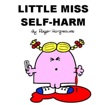 Little Miss Self-harm by vurtpunk