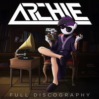 Archie Full Discography - Album Art by petirep