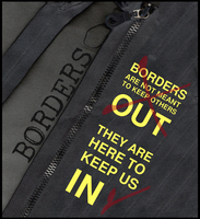 Borders are here to keep us in by mislyd